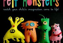 Kids stuff / Ideas and creative projects to pass time with my daughter. / by Carissa Luevano