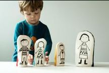 Dolls / Dolls for children, girls and boys alike / by Young America