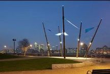 Lighting / We work on lighting schemes that maximise photometric performance and minimise light pollution by focussing light where it is needed and using the latest energy efficient technologies.