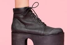 Shoes, more shoes
