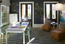 Chalkboard Paint Ideas / by Young America