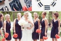 wedding {colors} / by Brittany Truitt