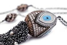 Evil Eye Necklace / Evil Eye Necklace to ward of the evil eye