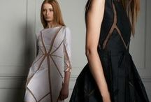 Dresses, Gowns and Haute Couture. / Throw on a dress and heels, instant femme fatale! / by Julie Andersen
