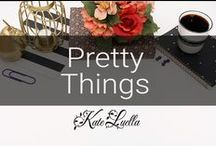 """INSPIRE: Pretty things / Everyone has a """"pretty things"""" board don't they?"""