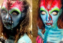 Cosplay and Special Effects Make-up / Awesome costumes, make up and special effects.  / by Carissa Luevano