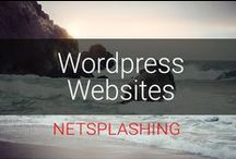 DESIGN: Wordpress Themes / Mainly templates, themes, not actual live sites...