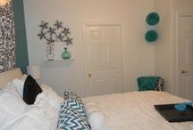another teen room I created  / 16 year old girl's room / by Shelly Brantner Stevens