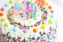 Cake ideas / Birthdays and many holidays call for CAKE! Here's a collection of some cute, creative cakes pulled together by our Young America crew. Festive cakes, cupcakes, cake pops, ice cream cake, bundt cakes... the options are limitless. / by Young America