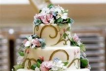 Cakes- pretty to look at / Beautiful cakes, eye catchers