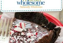 Holiday Baking Flavors! / Happy Christmahanakwanzika to you and your family from Wholly Wholesome! We have compiled a collection of our favorite holiday recipes to inspire you to bake these at home!