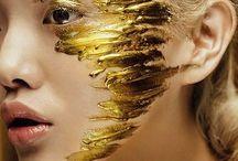 tinkeldeerns - die glitzermädchen / glitter, flimmer & neon ❤️ / by nordfischbaby ♥