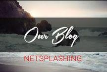 MARKETING: The Netsplashing BLOG / From the Netsplashing BLOG of our website, www.netsplashing.com/blog/