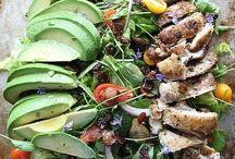 GF Salads... / by Trina Leigh
