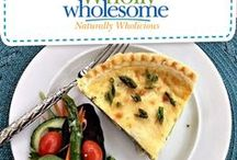 Easter Brunch Just Got Sweeter / There's no sweeter way to welcome Spring and to celebrate Easter than with Wholly Wholesome! Here's a collection of some of our favorite savory and sweet recipes for your Easter brunch.