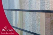 Granite / Granite blends, Masonry & Specials