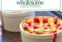 A Simply Sweet Mother's Day! / Sweeten up your mom's day by baking her a delicious dessert! Start with Wholly Wholesome ready-to-bake pie shells to take the hassle out of baking :)