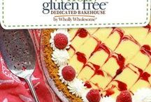 Wholly Gluten Free Desserts / We're celebrating National Dessert Month with a Gluten-Free spin! Use our Wholly Gluten Free Pie Shells, Pizza Dough, or Brownies for these gluten-free recipes and get baking.
