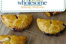 The Wholicious Dish / Check out these delicious recipes from our blog and some other yummy thoughts by Wholly Wholesome!