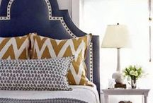 Bedroom Inspiration / by Kelly Gardner