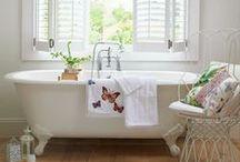 Bathroom Inspiration / by Kelly Gardner