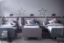 KIDS SPACES / Ideas and lovely finds to make my kiddies' rooms adorable. / by Lis Karlsson