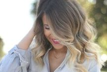 Hair Inspiration / by Kelly Gardner