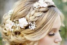 Wedding Beauty Inspiration / Hair and makeup inspiration for brides, bridal party and guests for every kind of wedding.  / by Beauty High