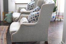 Living Room / by Sally Jones