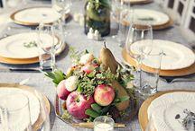 Table Settings / by Sally Jones