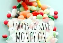 Money Saving Tips / Save your cash with these tips, tricks and money saving resources. / by Cassie Howard (MrsJanuary.com)