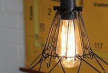 Lights - Vintage Industrial / Vintage Industrial Lighting