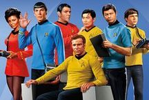 spock/star trek