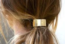 Hair Accessories / by StyleCaster Beauty
