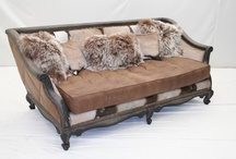 Sofas / by Old Hickory Tannery