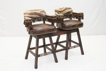 Barstools / by Old Hickory Tannery