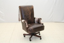 Desk Chairs / by Old Hickory Tannery