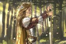 Celtic  / Celtic history, lore and myth represented in a myriad of ways / by Roxanne Reynolds-Lair