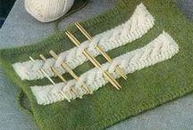 Pletení /knitting/