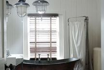 Bathroom - Vintage Industrial / Vintage Industrial Bathroom ideas
