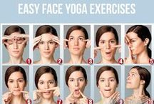 Facial Yoga by Facial Sculptor© / All About Facial Yoga, Facial Massage, Ayurvedic Beauty tips and Acupressure beauty and Health Facial Points. Follow the Facial Sculptor© Secrets Today on www.facialsculptor.com por Aero Yoga International