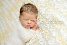 newborn inspiration / by Holly Nichole