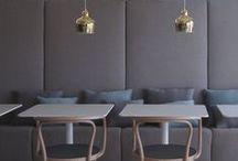 Cafes + restaurants I like / by Belinda Wandaller Design