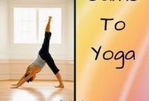 Yoga / We all need to open up and try new things. Find your inspiration (or your dare) on my blog UnfoldAndBegin.com