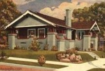 Bungalow books & resources / Collection of Craftsman bungalow books & resources. I have most of them in my library and refer to them often / by Roxanne Reynolds-Lair