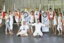 Clases de Yoga Creativo© / (www.yogacreativo.com)  Yoga Creativo© es  el Natha Yoga clásico adaptado para la Mujer y el Hombre de este siglo por Rafael Martinez, internacionalmente en sus cursos y teachers training