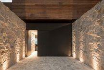 Entrance + hallways