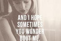 Taylor Swift! :) / by Amanda Carney