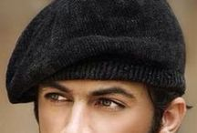 "Hats for the man in your life / Some say ""Hats make the man"" -  / by Roxanne Reynolds-Lair"
