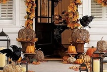 Autumn decor and Foods / by Christine Abrams
